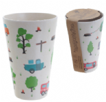 Caravan Design Eco-Friendly Reusable Bamboo Cup